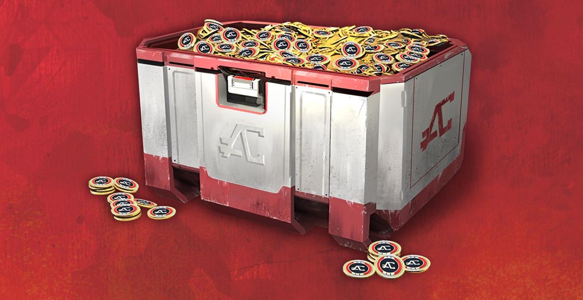 6700 Apex Coins - Apex Legends