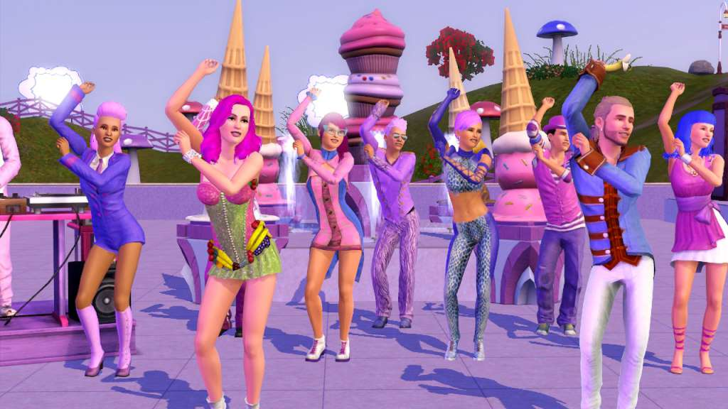 Buy The Sims 3: Katy Perry's Sweet Treats - Cheap, Secure & Fast
